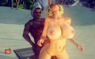 Shassai- Tropical Fantasies - part 6