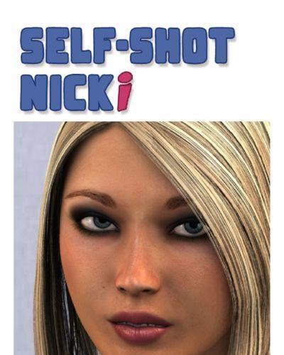 [Vivian Lightly] Self-Shot Nicki - Part 2