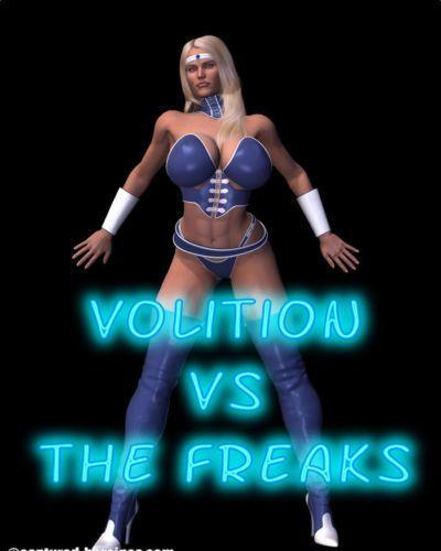 Volition vs The Freaks