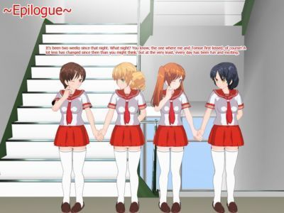 Four Lilies in Bloom - part 8
