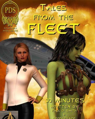 Tales from the fleet: 30 minutes (Star Trek)