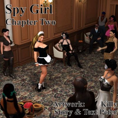 Spy Girl - Chapter 2