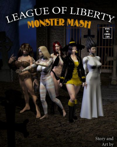 League of Liberty Monster Mash