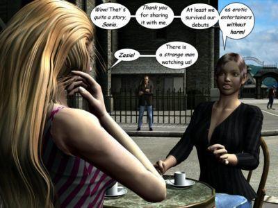 [Incipient] Zasie Internet Girl Ch. 3: Danger Zone - part 3
