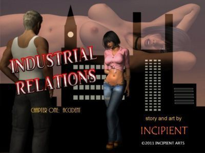 [Incipient] Industrial Relations Ch. 1: Accident
