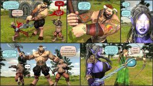 VipComics #5α Defenders of the Realm - part 3