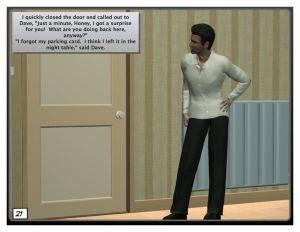 Carol, Peter- chapter 01: Close call ! - part 2