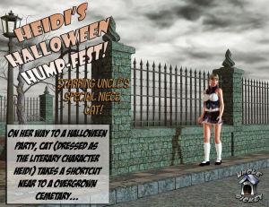 Halloween Hump-Fest!