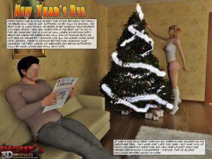Christmas Gift 1 - New Years Eve