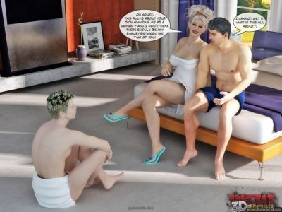 Private Love Lessons -IncestChronicles3D - part 3