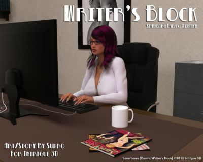 Intrigue 3D- Writers Block