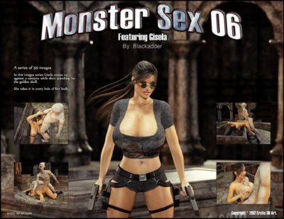 Blackadder- Monster Sex 06