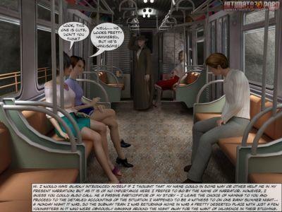 Sex In Subway- Ultimate3DPorn