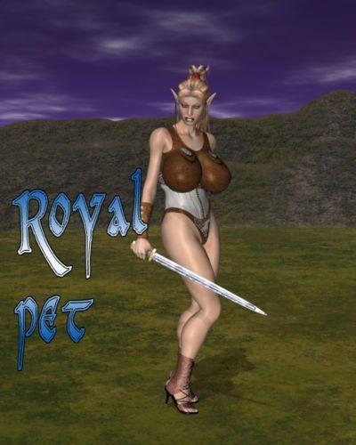 Royal pet