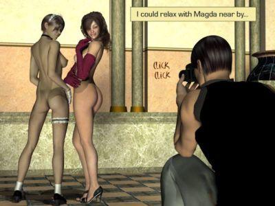 [Incipient] Zasie Internet Girl Ch. 2: Exposure - part 4