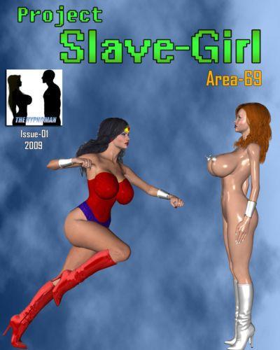 [3D] Project Slavegirl