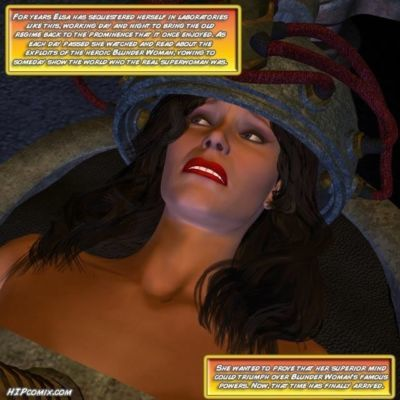Blunder Woman [English] - part 10