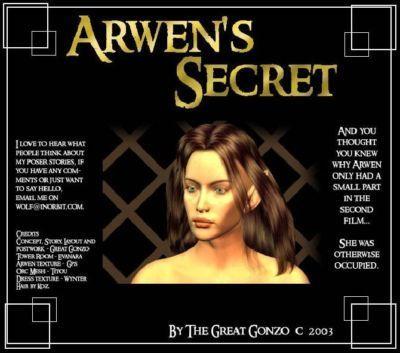 [3D] Arwen\