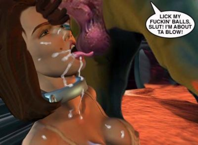 Mindy - Sex Slave On Mars c001-025 - part 15
