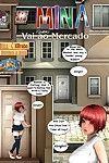 Mina Goes To Market (English)-Seiren