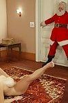 Santa is Cumming- Blackadder