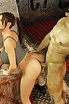 Blackadder- Monster sex 01