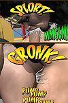 Bondage WW vs ArmDealers- Wonder Woman - part 3