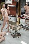 Two boys rape a woman at haircut- 3DStories - part 4