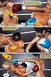 Foxy Boxing 3 - Diamond Vs Shiva - Round