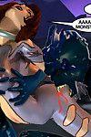 Mindy - Sex Slave On Mars c351-375 - part 14