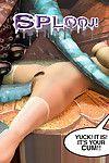 Mindy - Sex Slave On Mars c351-375 - part 17