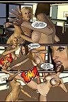 3d catfight - part 2