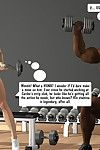 [Entropy] Cindy & Paul at the Gym