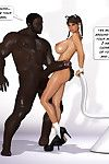 [Zzomp] Maria First Interracial Scene [Complete] - part 2