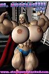 [Grycat20] Ms. Muscless!!!!