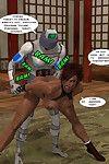 [Captured Heroines] Ninja Squad - Mission Failed