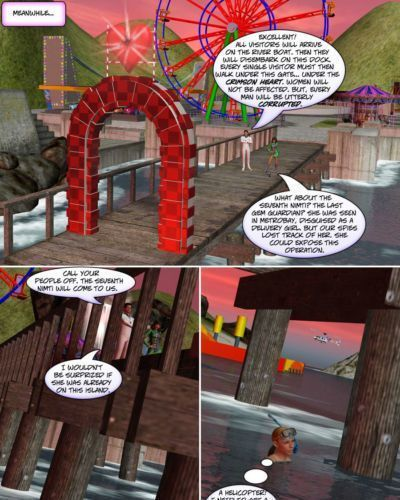 [Finister Foul] Wicked Fun Park 1-23 - part 6