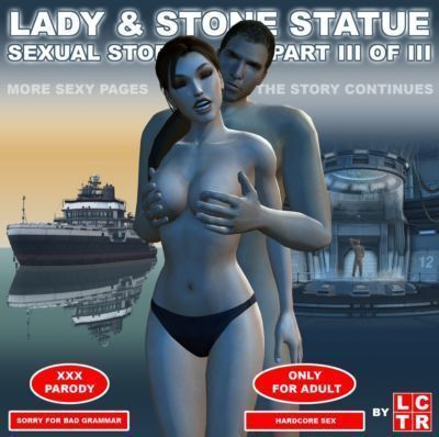 Lady & Stone Statue - Sexual Story Part III of III