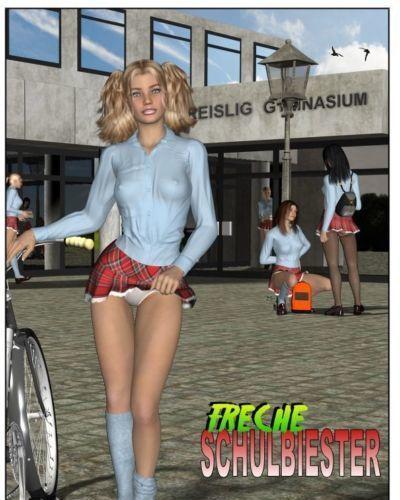 Kız öğrenci üniforma