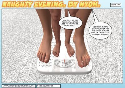Nyom-Naughty Evening - part 7