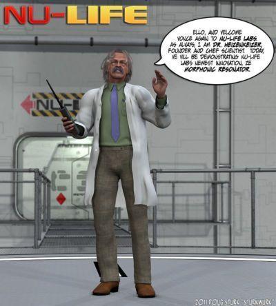 [SturkWurk] Nu-Life 1-5