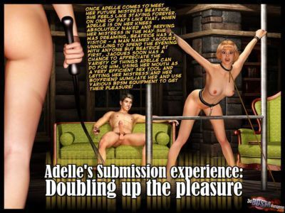 [3D BDSM Dungeon] Adelle