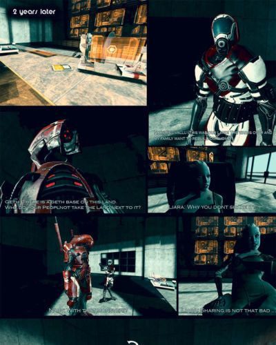 Mass Effect Gmod series