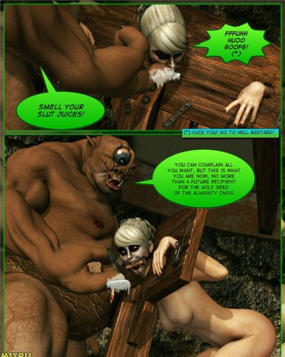 Dada The Jungle Babe - part 14