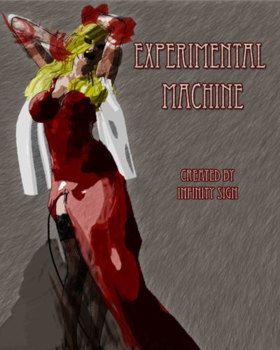 [Infinity Sign] Experimental Machine