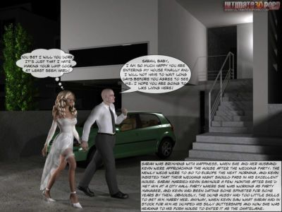 [3D] Wedding Night Surprise