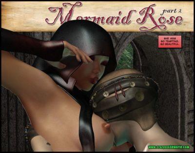 Mermaid Rose 2