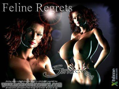 Feline Regrets (3D)