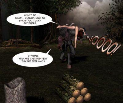 Minotaur - part 2