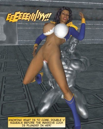 Veronica Vengeance 3D - part 2